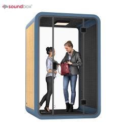 Tragbares Dekoration Studio Büro Call Booth zum Verkauf