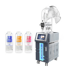 98% чистого кислорода система по уходу за кожей для отбеливания и ремонт поврежденных клеток с королевой машины