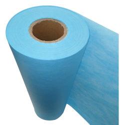 Пленки PE ламинированные гидрофильных PP Spunbond нетканого материала для медицинских абсорбирующей прокладки