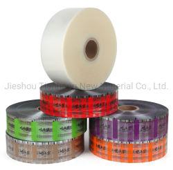 Envases de PVC impresa personalizada PVC laminado película película en rollo para el Envasado de Alimentos