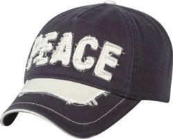 قبعة قبعة قبعة من القطن ذات 5 لوحات أغطية سوداء للفتيان