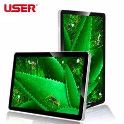 HD 1080 32 インチウォールマウントデジタルサイネージプレーヤー( IR モーションセンサー付き)マルチメディアトーテムを広告するタッチスクリーン