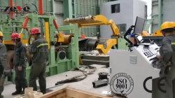 Automatische Hydraulische Maschine Schneide Galvanisierte Stahlspule