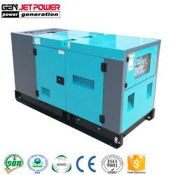 Piccolo generatore 20kw 24kw Genset diesel silenzioso di uso domestico con il motore 4tnv98-Gge di Yanmar