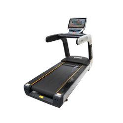 상업적인 체조 운동 적당 장비 홈 전기 자동화된 운영하는 기계 Foldable 운동 AC 접촉 스크린 수동 모터 클럽 걷는 국내 디딜방아