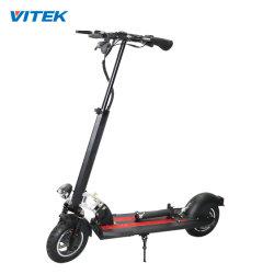 10 Zoll 400W erwachsenen elektrischen e-Roller faltend treten weg Straßen-faltbare elektrische Roller