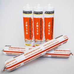 Dowsil mesma qualidade uso geral vidragem sanitária e Natural Stone Vidros e portas vedação de perímetro material de construção resistente à intempérie vedante de silicone