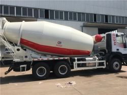 販売のための10台のCBM Iveco Genlvonのコンクリートミキサー車のドラムトラック
