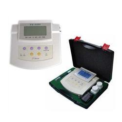 Laborph-meter mit Prüfung ATC-Wasserprobe-Analysegeräten-China-Prüftisch-Spitzendigital-pH/Temp/ORP/Ec/CF/TDS