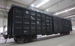 Güterwagen-Serien-Bahnauto-Kasten-Lastwagen-Planwagen