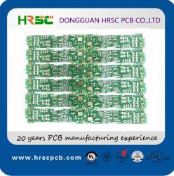 Fr4, lado único, Cem-1, FR1, termómetros de PCB de camada 1