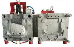 Guarnición de guarnición de la puerta del panel de consola Accesorios de Automóviles de molde de moldeo por inyección de plástico molde
