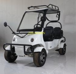 CE-goedgekeurde modieuze elektrische 4-wielscooter voor volwassenen met accu