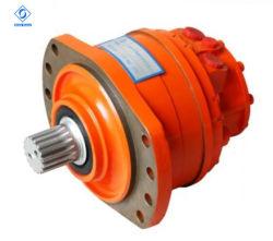 Bosch Rexroth dans les machines du moteur hydraulique