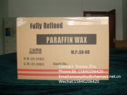 Caja 25kg de parafina refinada Vela de cera de goma