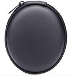 El mini auricular EVA casos con bolsillo de malla interior