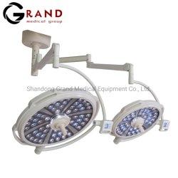 Marcação FDA certificada ISO montada no tecto/ Chão LED Móvel Shadowless Luz operacional Lâmpada Cirúrgica do Hospital para a operação de iluminação de cinema