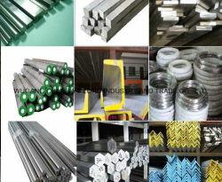 建築材料の鋼鉄円形の角形材ワイヤーを補強する304Lステンレス鋼