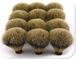 Nodi della spazzola di rasatura del tasso per le spazzole di rasatura