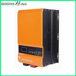 Onde sinusoïdale pure off-Grid 2kVA Puissance solaire hybride Invertor MPPT (QW-S2K30)