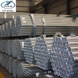 熱いすくいの電流を通された鋼管の円形のGIの管材料Q195-Q345
