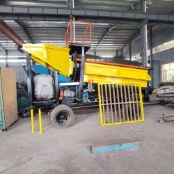 Haute efficacité Machines minérale Gold Mining Usine de traitement de minerai de séparateur