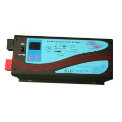 1000W 2000W 3000W 4000W 5000W 6000W 8000W 10000W Visor LCD Carregador de Bateria solar embutido UPS do inversor de baixa frequência com o carregador