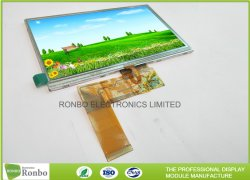 7.0 hoher Brighness TFT LCD Touch Screen des Zoll-800X480 RGB 40pin