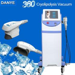 Ente grasso di perdita di 360 Cryotherapy che modella cavitazione rf Cryo di Lipolaser della strumentazione che dimagrisce macchina