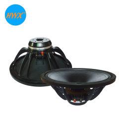15-inch Midbass-luidspreker, 101 dB, professionele luidsprekers, gebruikt met neodymium-luidsprekers Audio-wedstrijd voor in de auto