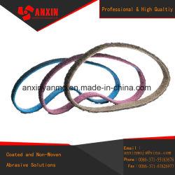 Anxin шлифовальной ленты на стандартные стальные