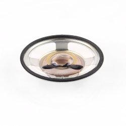 57*14mm 8 ohmios 1 W, altavoz portátil de altavoces Impermeables