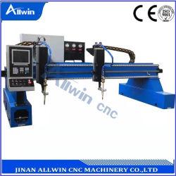 El pórtico de acero inoxidable CNC Máquina de Corte 3000mmx6000mm