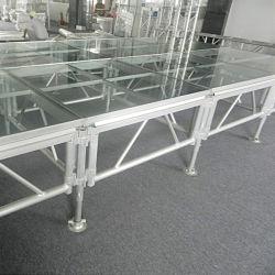 알루미늄 웨딩 접이식 휴대용 스테이지 플랫폼
