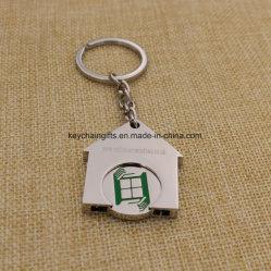 Высокое качество индивидуального дома тележки медали цепочки ключей