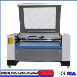 인쇄된 레이블 길쌈된 레이블을%s CCD 사진기 이산화탄소 Laser 절단기 기계