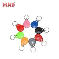 Kundenspezifische Zugriffssteuerung-intelligentes Plastik-Kurbelgehäuse-Belüftung Keychain