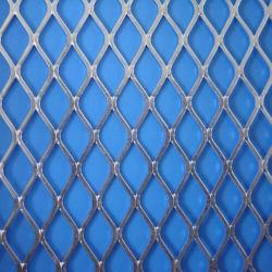 Reti fisse rotolate decorative in espansione della rete metallica di protezione della costruzione di stirata del metallo