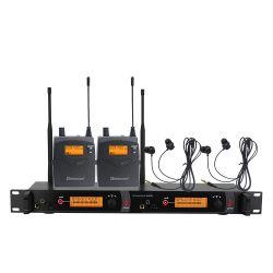 Eim Fluxo de áudio digital do fone de ouvido no monitor do sistema
