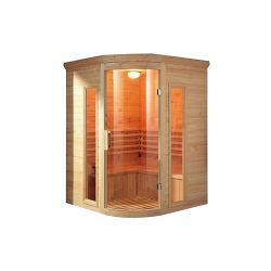 Design Traditionnel Sauna fait en usine Sauna Hammam