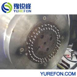 LLDPE Die-Face PP PE de HDPE de corte y el reciclaje de plástico de la máquina de peletización