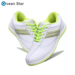 Hot vendre les sports de haute qualité professionnelle de la mode des chaussures de golf