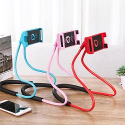 Soporte para teléfono móvil universal para coche Selfie cuello perezoso el soporte de montaje