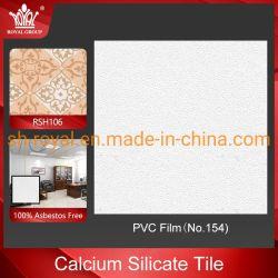 Le Silicate de calcium les carreaux de plafond Poids léger ignifugés-1