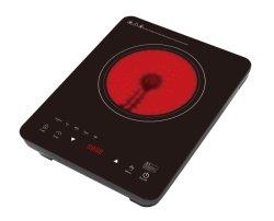 Het toestellen Elektrisch infrarood kooktoestel van de keuken