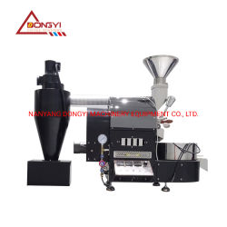電気コーヒー煎り器1kg/Homeの使用のコーヒー焙焼機械