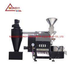 Tostadoras de café eléctrico 1kg/uso doméstico de la máquina de tueste de café