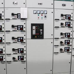 Armadio per interruttori a bassa tensione personalizzato, armadio per interruttori a estrazione GCS GCK Armadio di distribuzione a basso voltaggio a cassetto completo