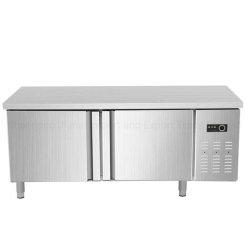 1.5M кухонном столе холодильник рабочий стол с Провисание задней панели
