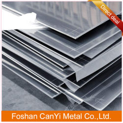 Feuille de finition en aluminium pour les collecteurs solaires